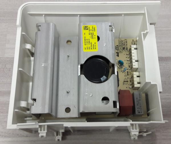 Bauknecht WAB1200, Motorelektronik